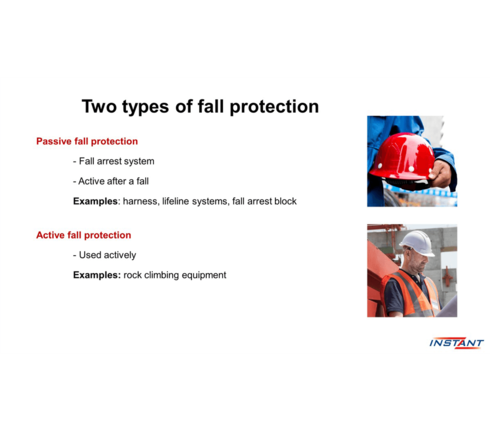 Fall protection course 2